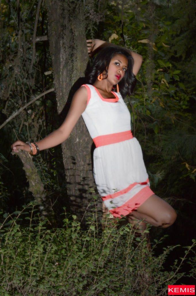 Ethiopian dresses-Dress for your body shape