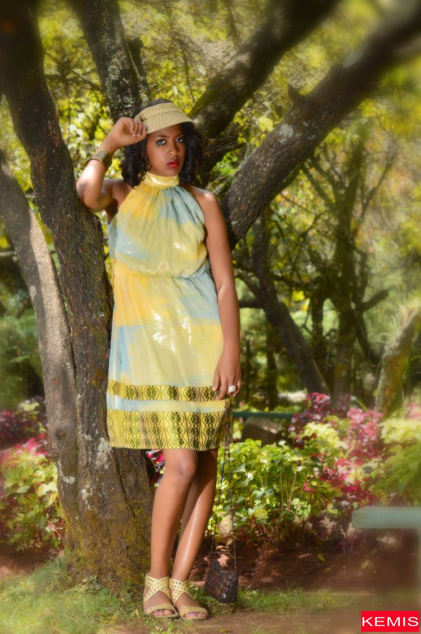 The best Ethiopian party dresses to make you look glamorous