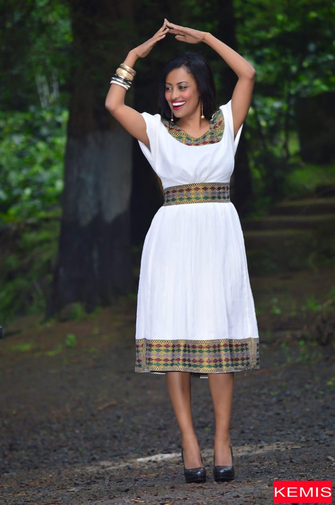 ethiopian traditional dress