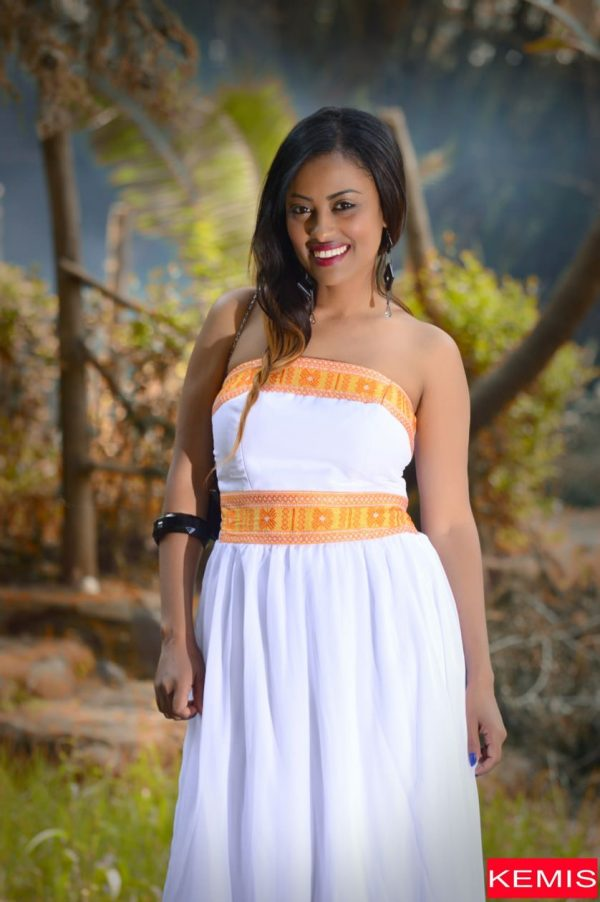 ethiopian modern dress