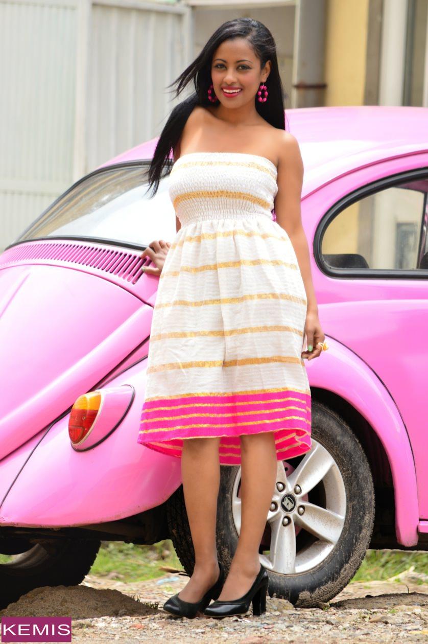 ethiopian modern dress