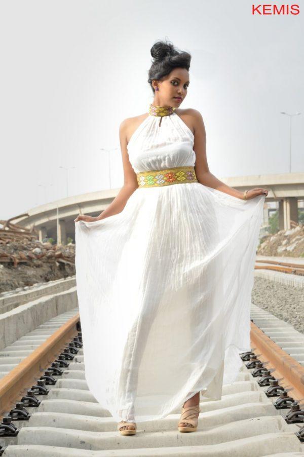 ethiopian wedding dress