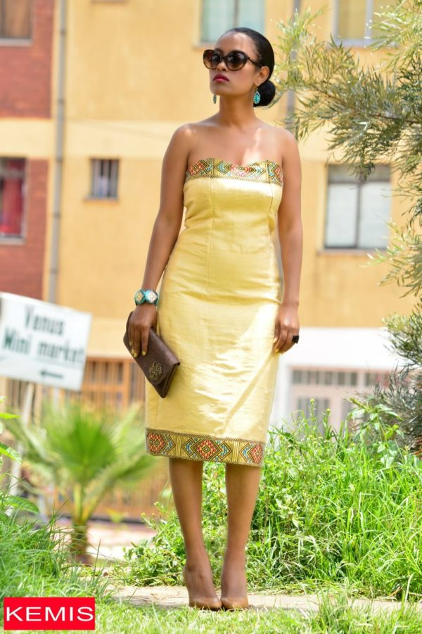 ethiopian habesha modern dress