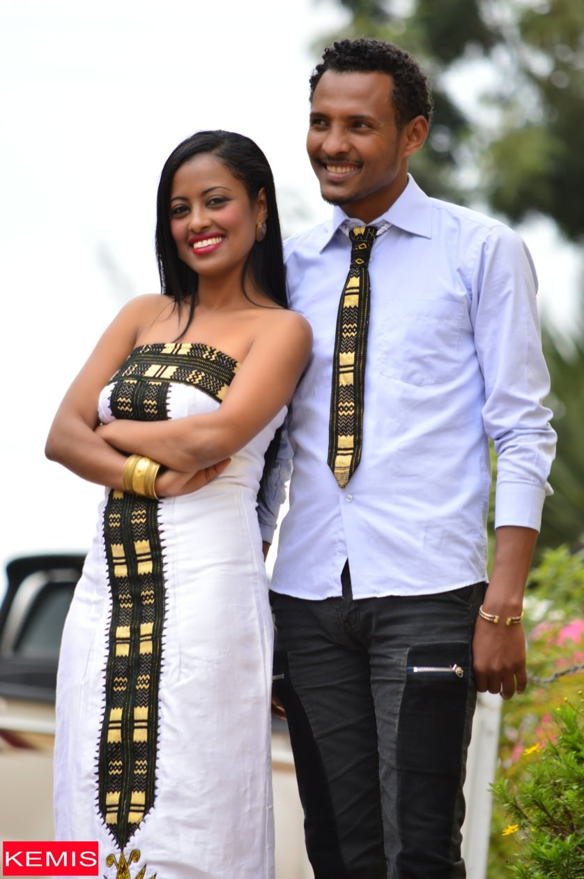 ethiopian habesha wedding dress