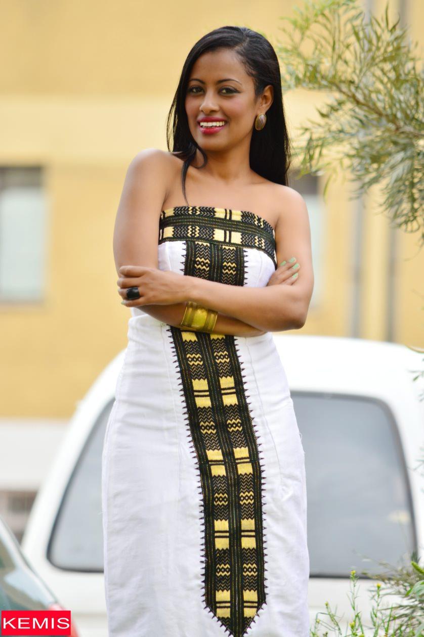 ethiopian habesha wedding dress