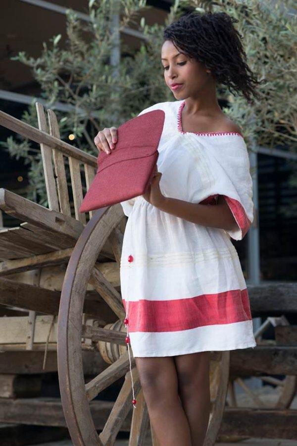 ETHIOPIAN MODERN DRESSES