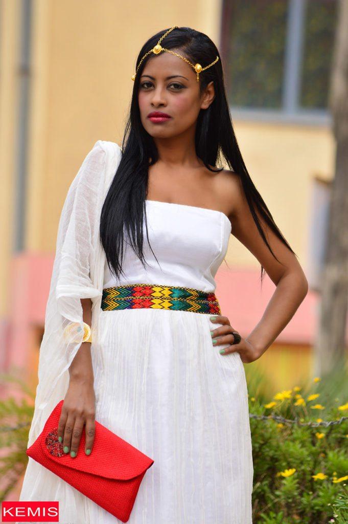 ethiopian traditional dress
