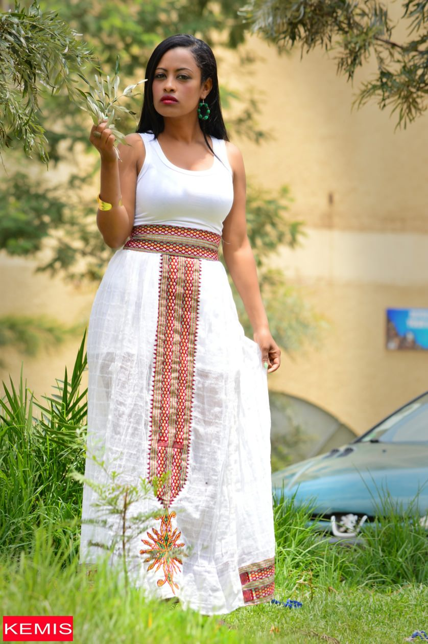 Shop ethiopian women traditional skirts online kemis for Ethiopian decorating style