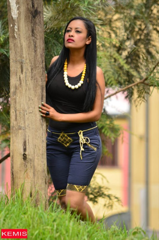 ethiopian design clothing