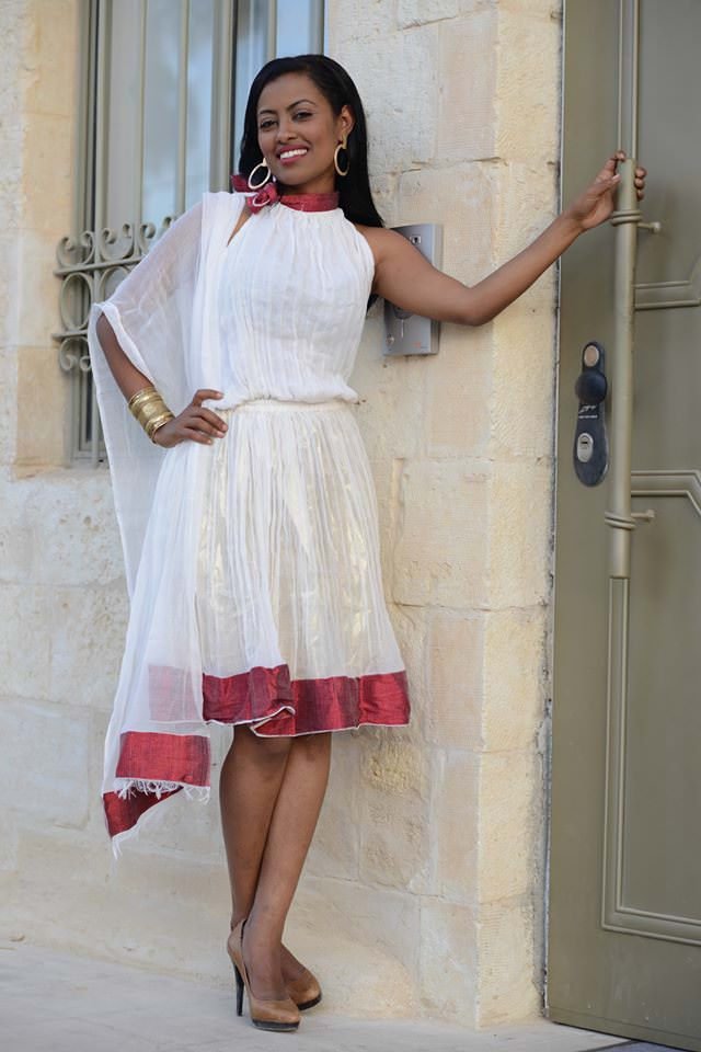 ETHIOPIAN HABESHA TRADITIONAL DRESS
