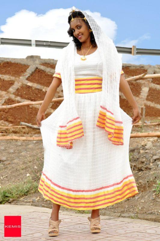 Ethiopian clothes online