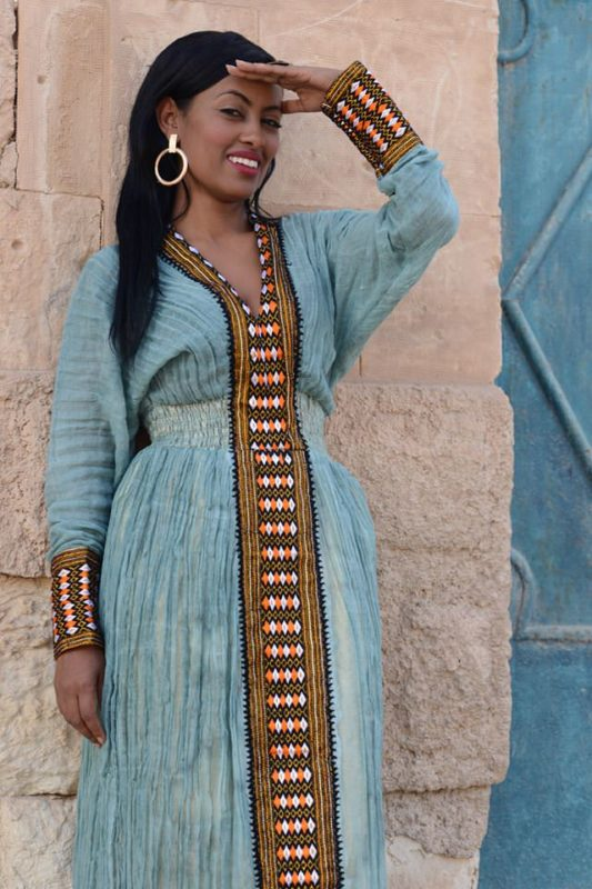 Buy Traditional Ethiopian Dresses | Women Dresses Online