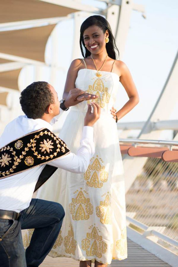 ETHIOPIAN HABESHA TRADITIONAL DRESS