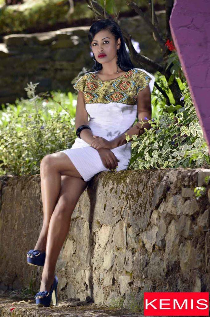 women Ethiopian Dresses