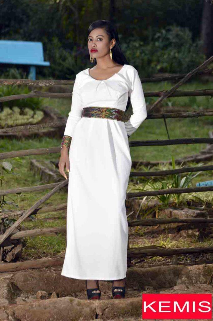 Ethiopian Women Traditional Dresses