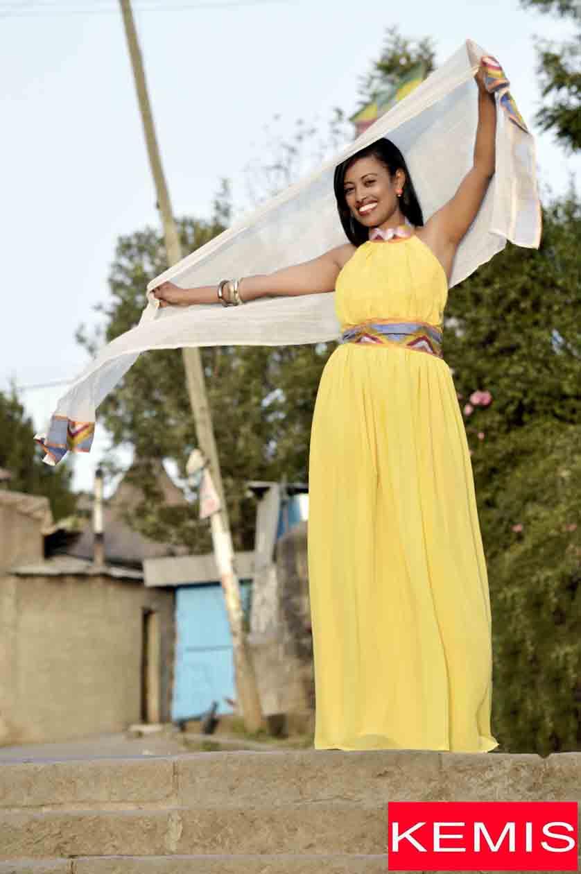 buy Ethiopian Dresses