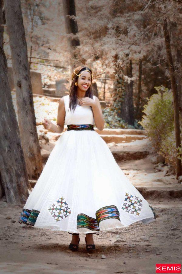 Ethiopian women dresss