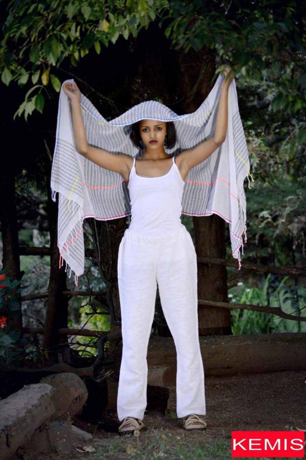 Ethiopian Women scarf