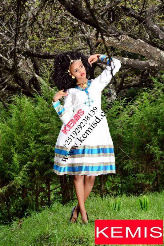 A-PARK ETHIOPIAN DRESSES