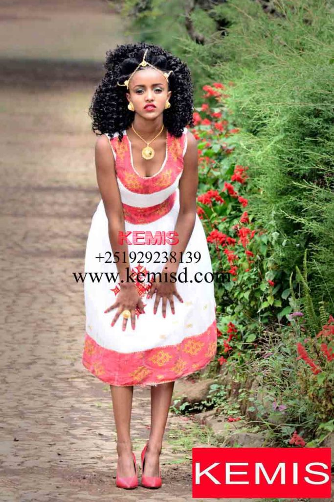 A-SHERYL ETHIOPIAN DRESSES