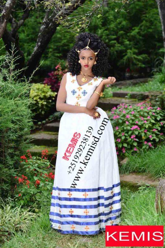 A-INDRA ETHIOPIAN DRESSES