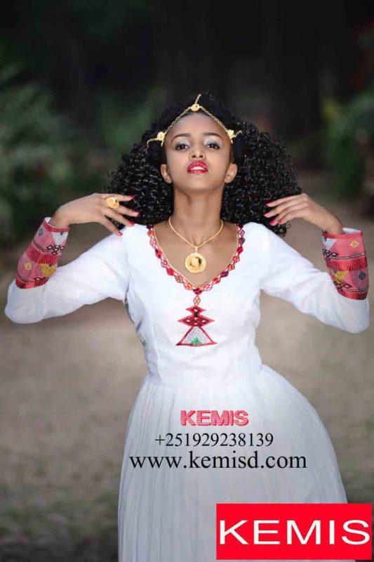 A- ABIGAIL ETHIOPIAN DRESSES