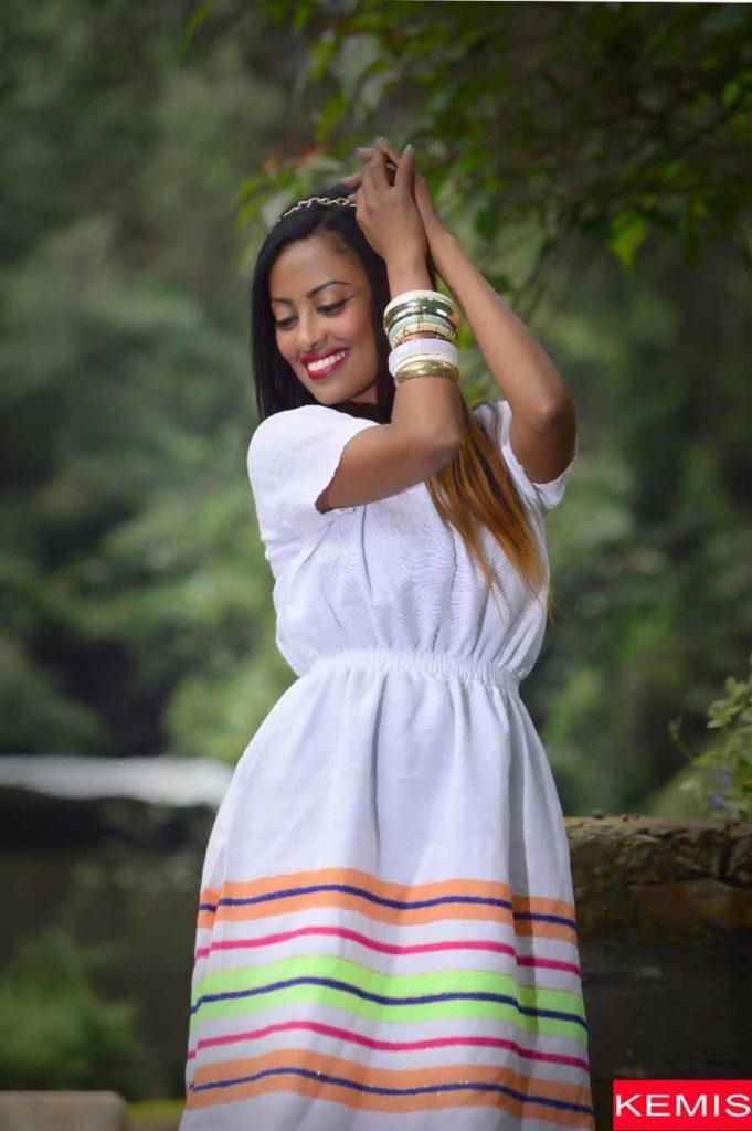 HARRIET ETHIOPIAN DRESSES