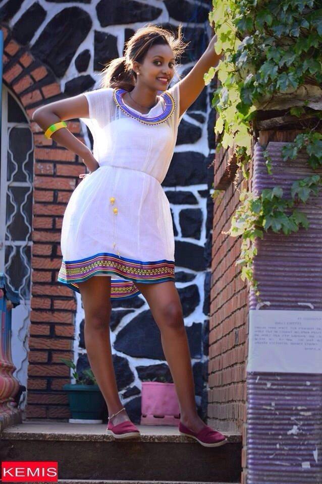 ZOMA KOL ETHIOPIAN DRESSES