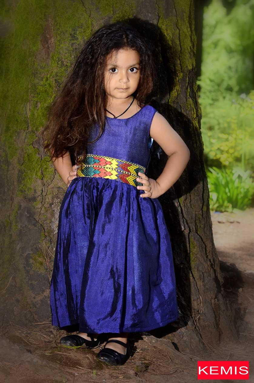 ETHIOPIAN KIDS DRESSES