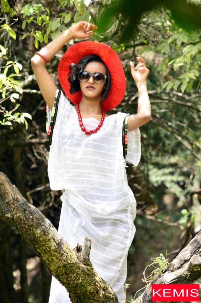 GEORGIA DOUGLAS ETHIOPIAN DRESSES