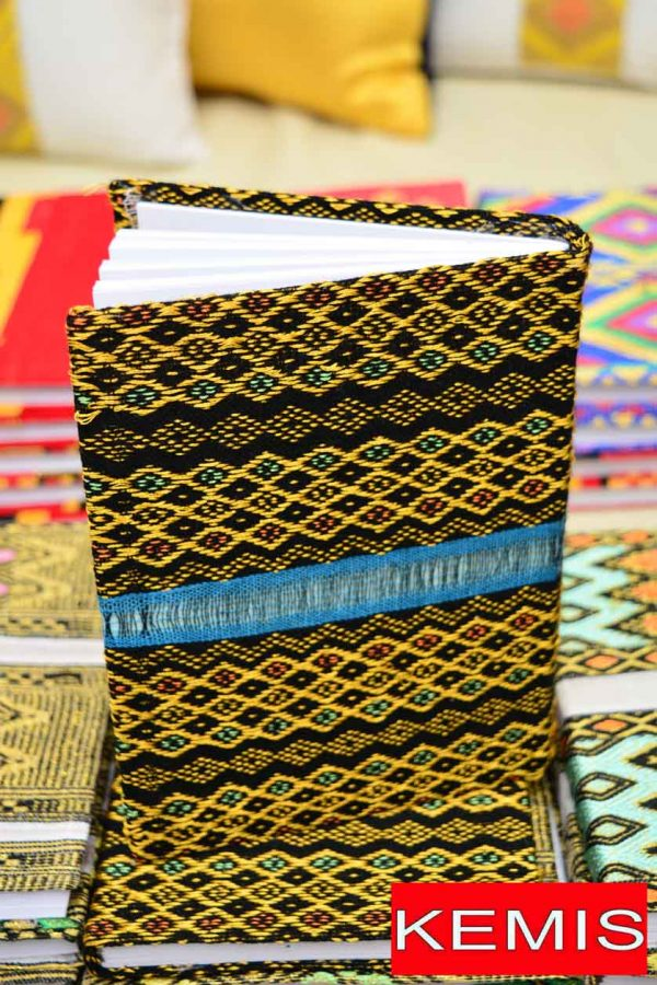 ETHIOPIAN HABESHA HANDMADE NOTEBOOKS