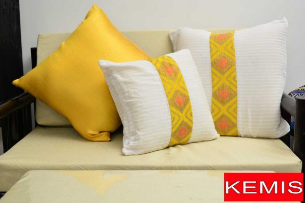 ETHIOPIAN HABESHA HANDMADE CUSHION COVER