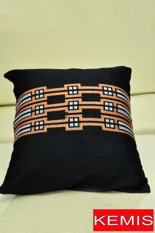 MEHERET ETHIOPIAN CUSHION COVER