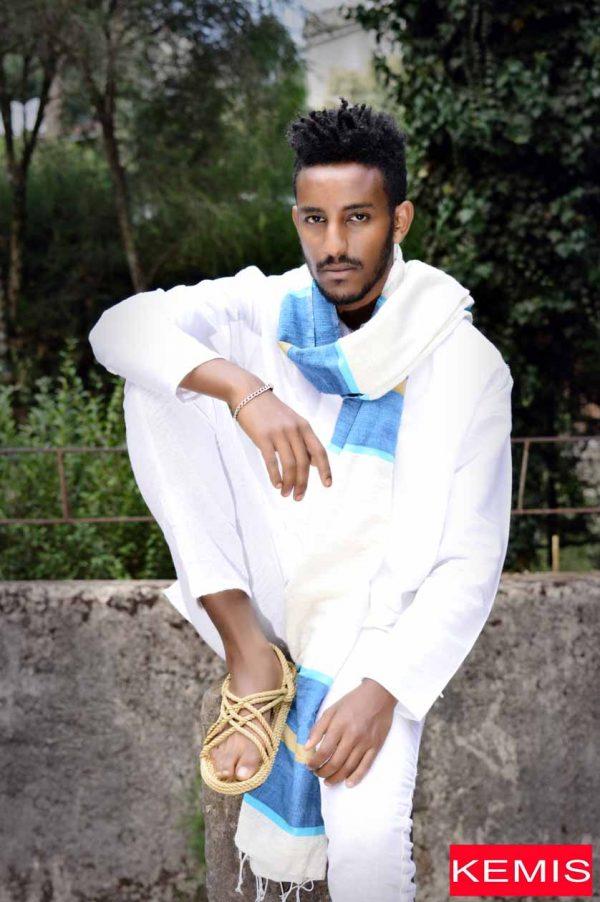 Ethiopian Men scarf