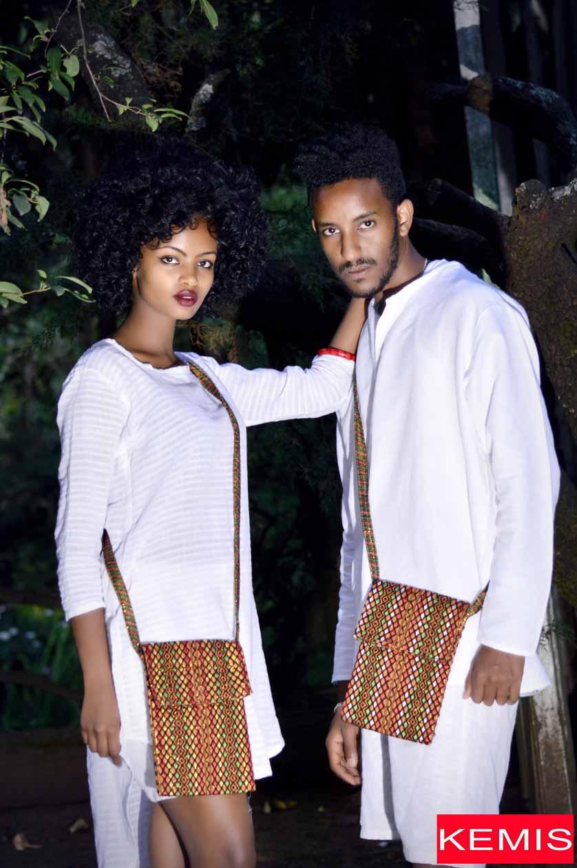 ETHIOPIAN HABESHA HANDMADE BAG