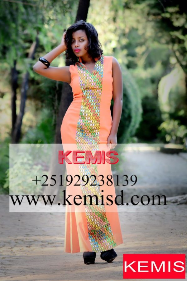 GORGEOUS EAST AFRICAN DRESS