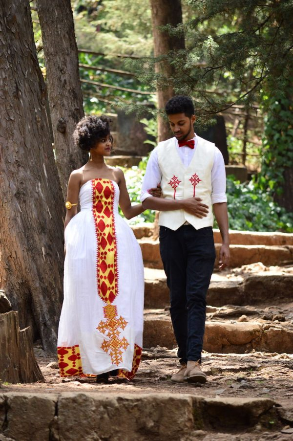 Ethiopian Women Dress
