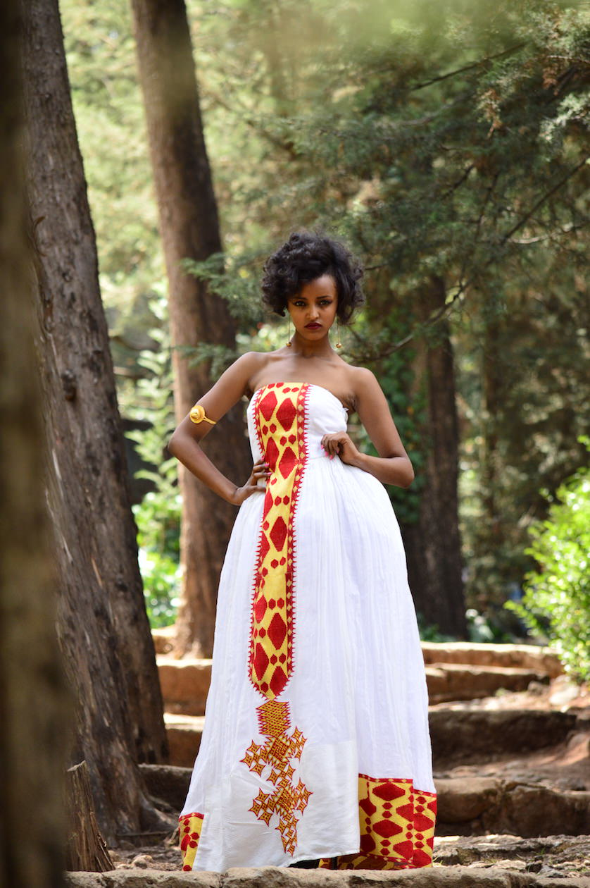 ethiopian cultural clothes for sale