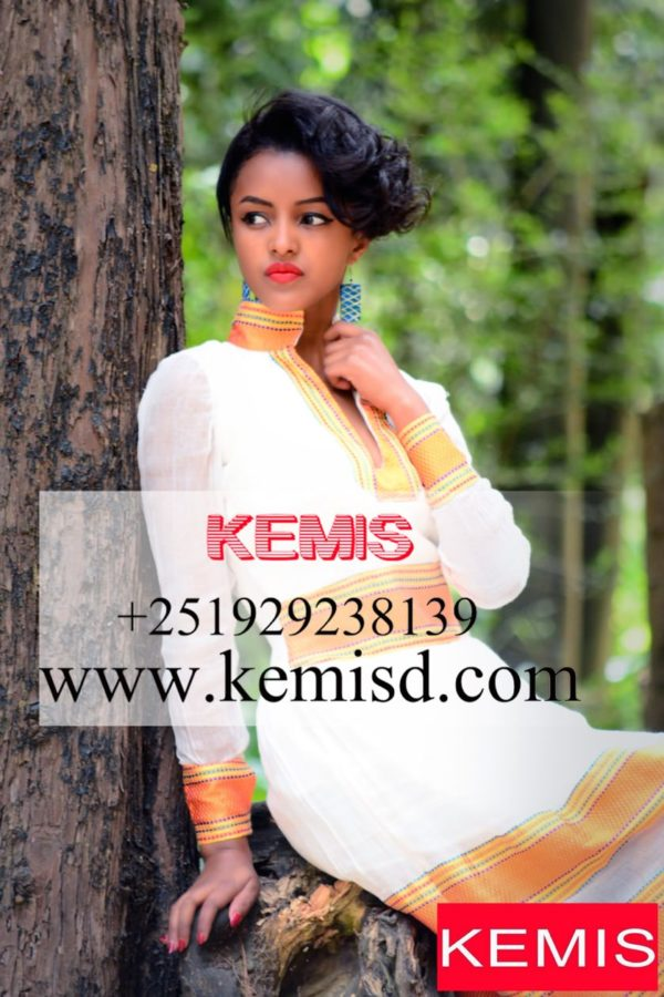 ethiopian dress new fashion