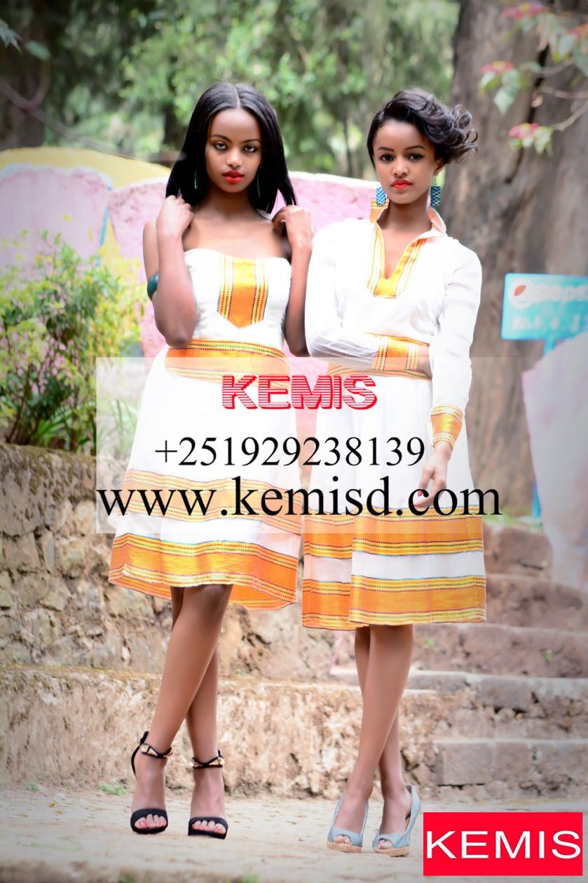 habesha clothing