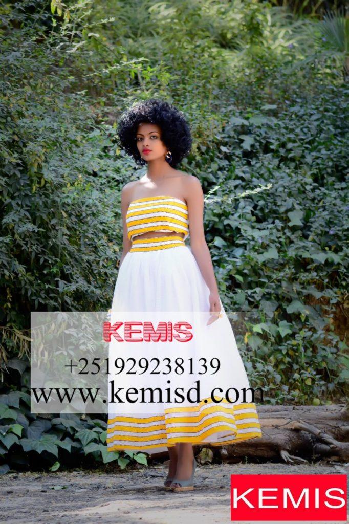 Ethiopian new style dresses