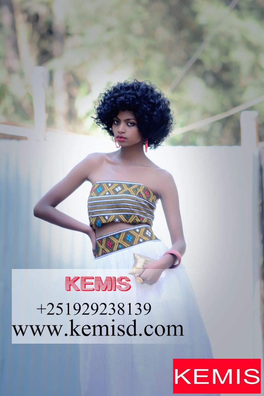 ethiopian modern dress 2018