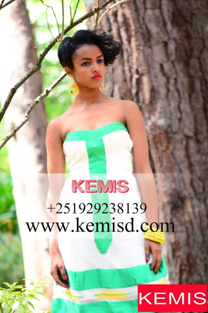 ETHIOPIAN TRADITIONAL DRESS FOR SALE