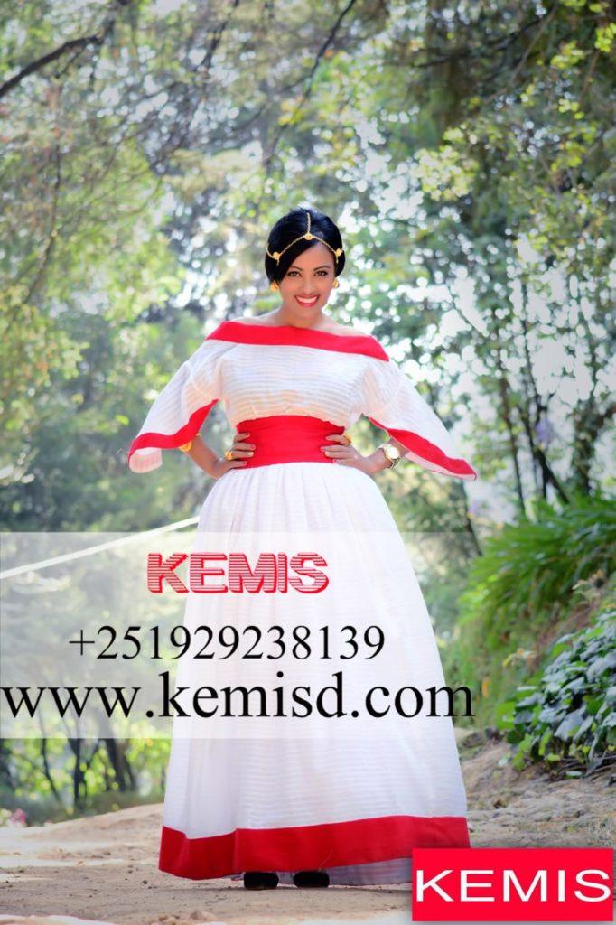ETHIOPIAN DRESS ONLINE