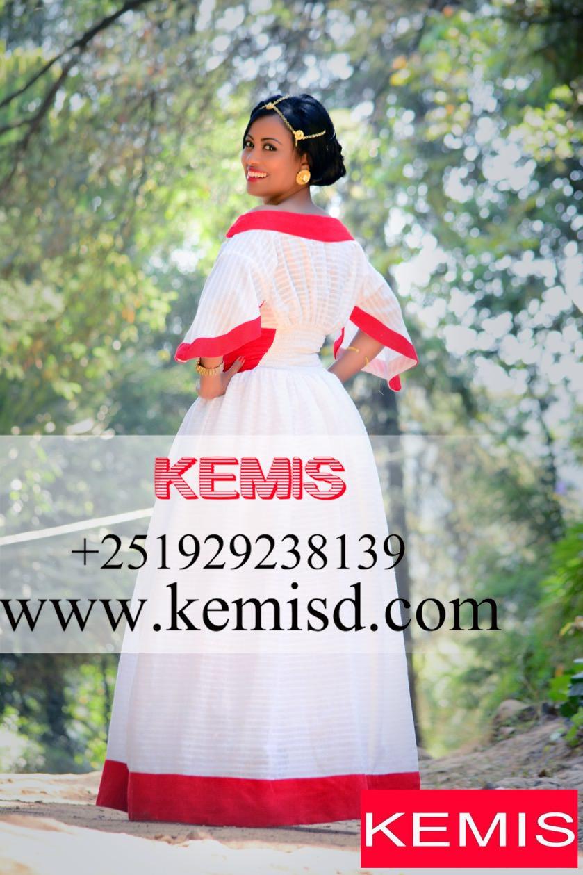 ETHIOPIAN DRESSES 2018