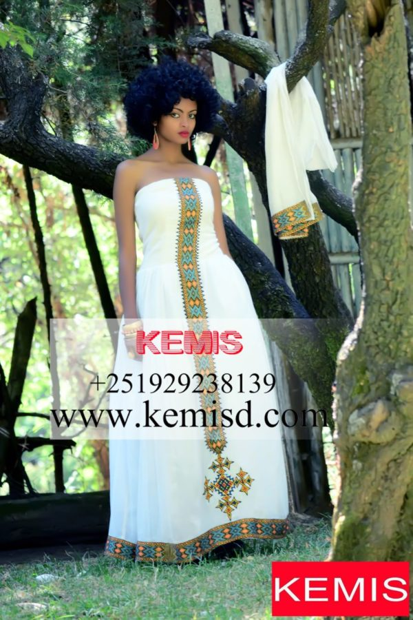 ethiopian traditional dress online 2018