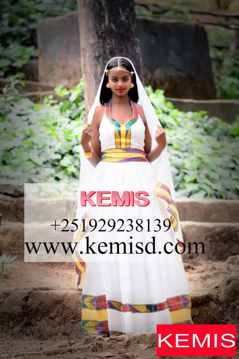 ethiopian-traditional-dress-for-wedding