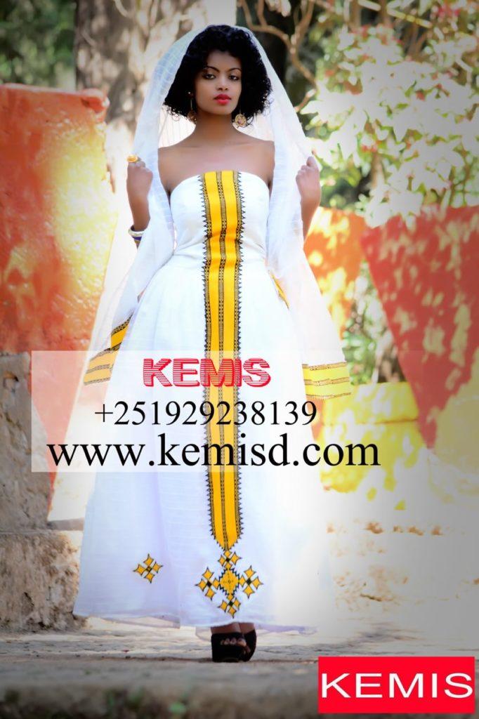 eritrean cultural dresses 2018