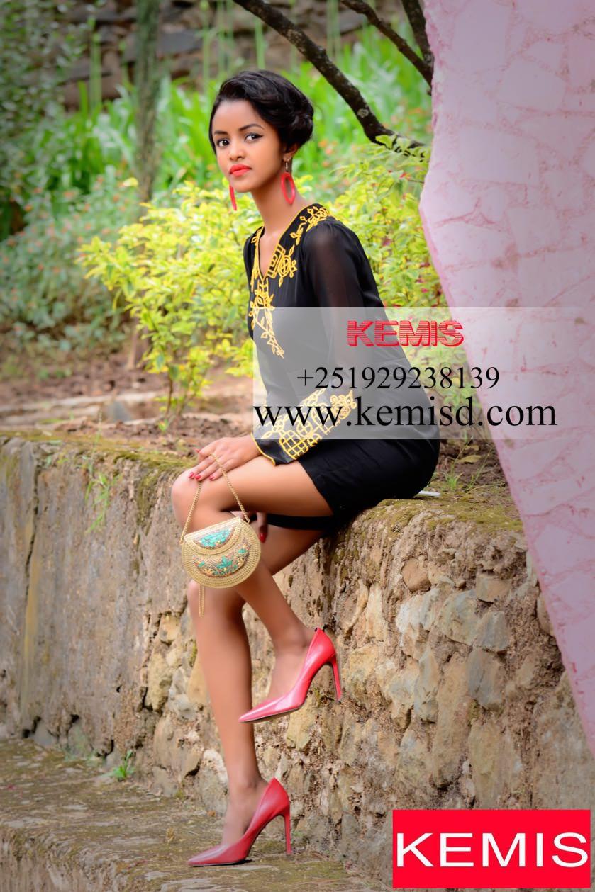 habesha kemis online