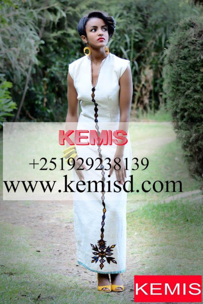 ethiopian traditional dress online